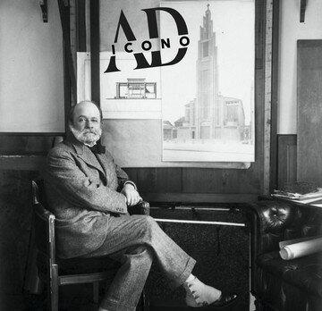 Auguste Perret. (1874-1954).