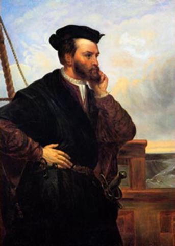 Jacques Cartier's 3rd Voyage