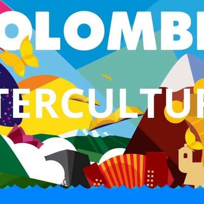 HISTORIA DE LA INTERCULTURALIDAD EN COLOMBIA- Johana Hernández, Luz Mery Buitrago y Marilyn González  timeline