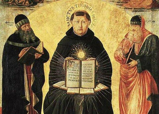Escolástica (siglos XI al XIV).