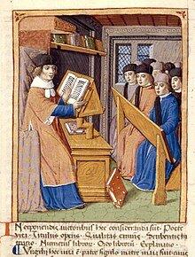 Primera escolástica (siglos XI y XII)