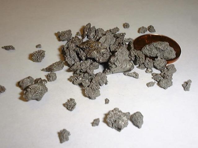 Titainium (Ti)