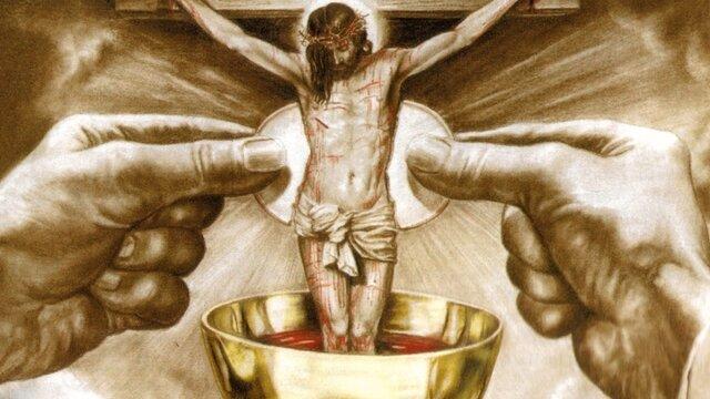 Respecto a la presencia eucarística de Cristo