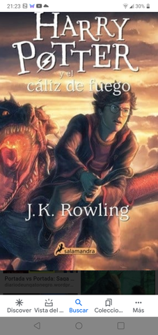 Harry potter and the goble of fire
