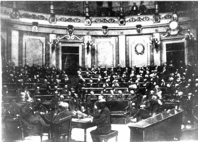 Constitución de la Asamblea