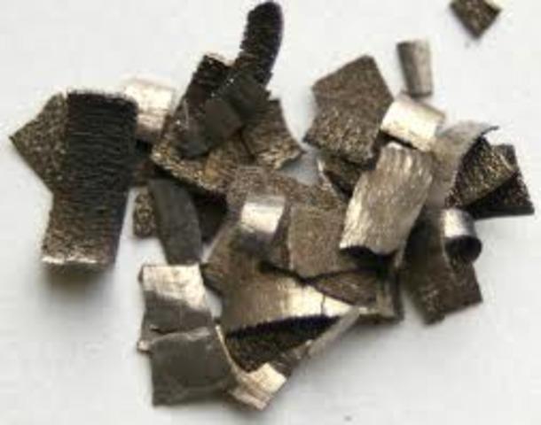 Dysoprosium (Dy)