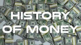 A pénz története timeline