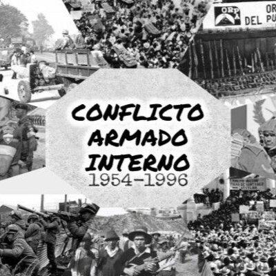 CONFLICTO ARMADO INTERNO DE GUATEMALA timeline