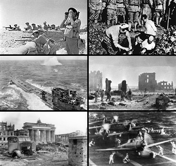 Inici de la II Guerra Mundial