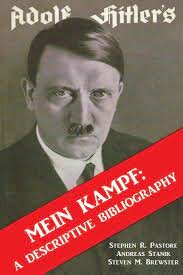 Mein Kampf was published