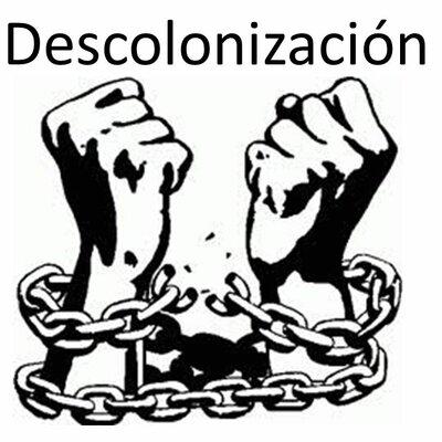 INDEPENDENCIA DE LAS COLONIAS timeline