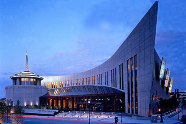 Country Music Hall of Fame is Established