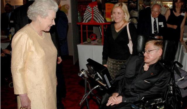 Meet the queen Elisabeth II
