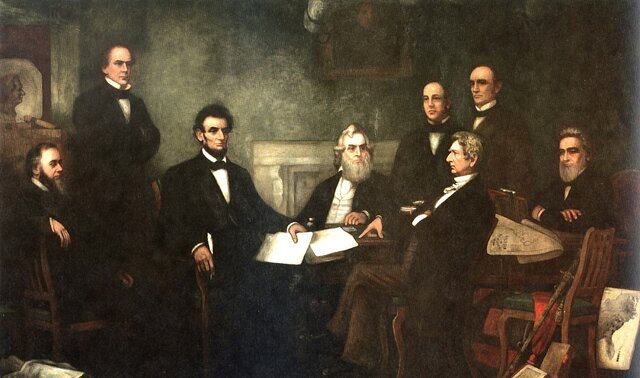 Issuing of the Emancipation Proclamation