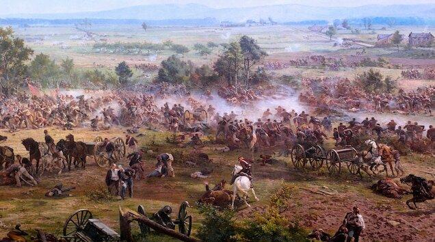 Battle of Gettysburg July 1, 1863 – July 3, 1863