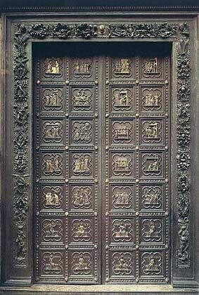 Porta del Battistero di Firenze