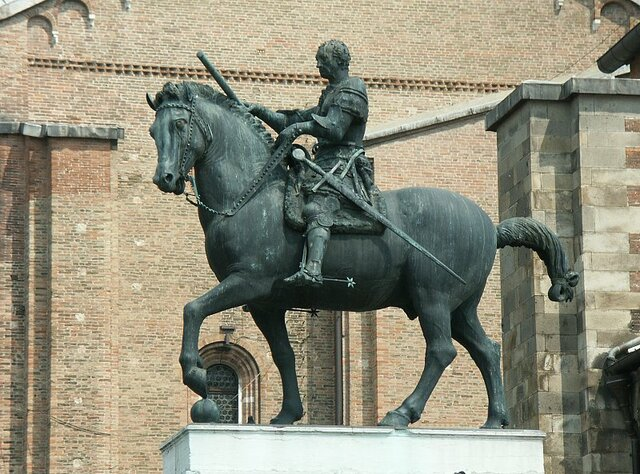 Monumento equestre del Gattamelata