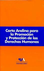 Carta Andina de derechos humanos