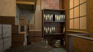 Anne Frank Hides