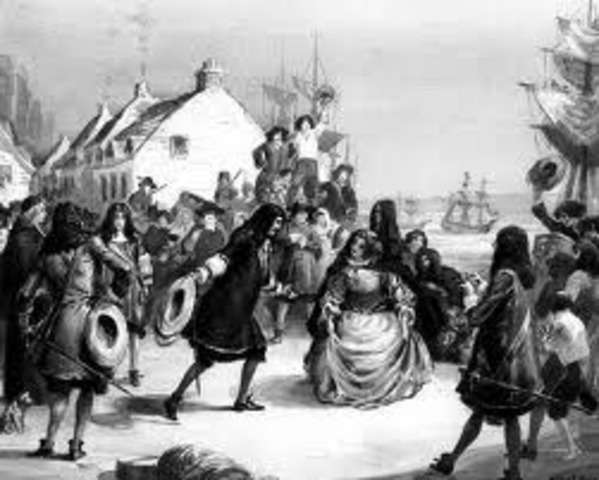 Population Increase New France