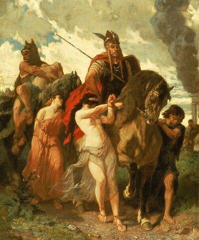 Calata dei Galli Senoni su Roma