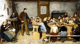 HISTORIA DE LA EDUCACIÓN timeline
