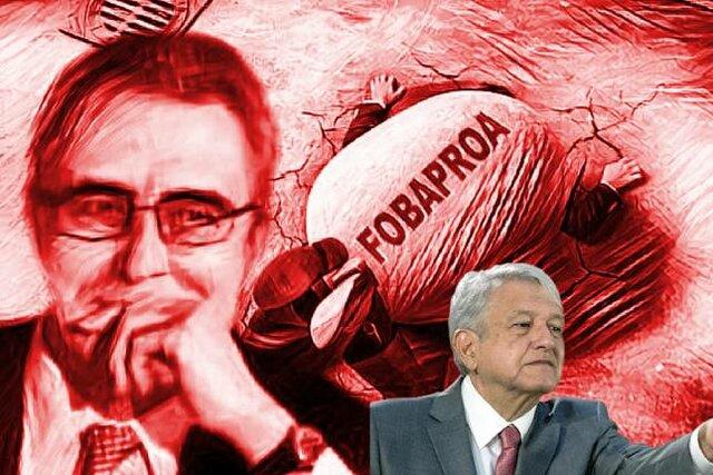 Lopez Obrador amenaza con exponer a los beneficiados con el fobaproa