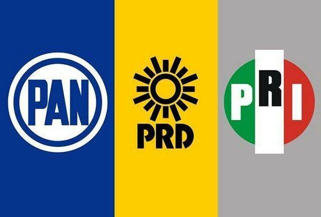 Partidos que gobernaban la población