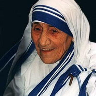 Migration of Mother Teresa  timeline
