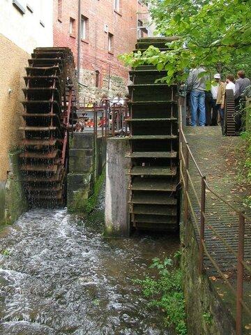 El molino de agua