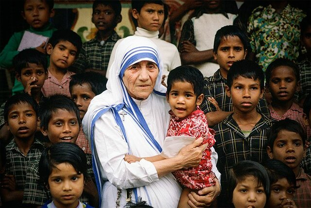 missionary of charity