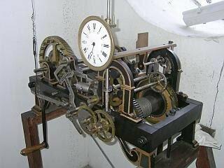 Rellotge Mecànic - Leonardo da Vinci