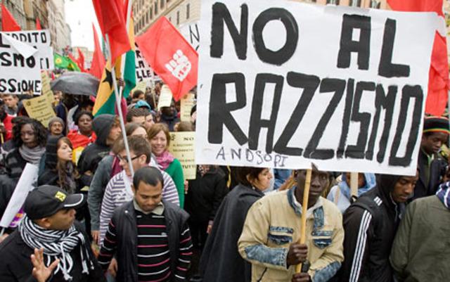 Itália: Lei da Imigração prevê recursos contra a discriminação étnica e racial