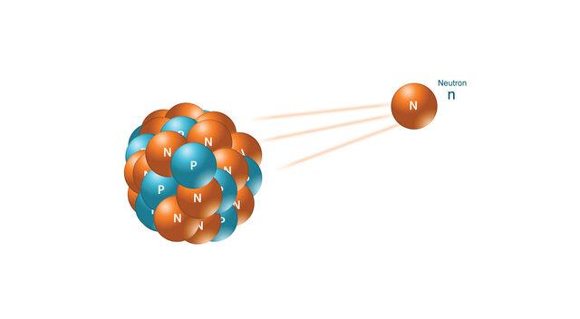 Aparición del neutrón
