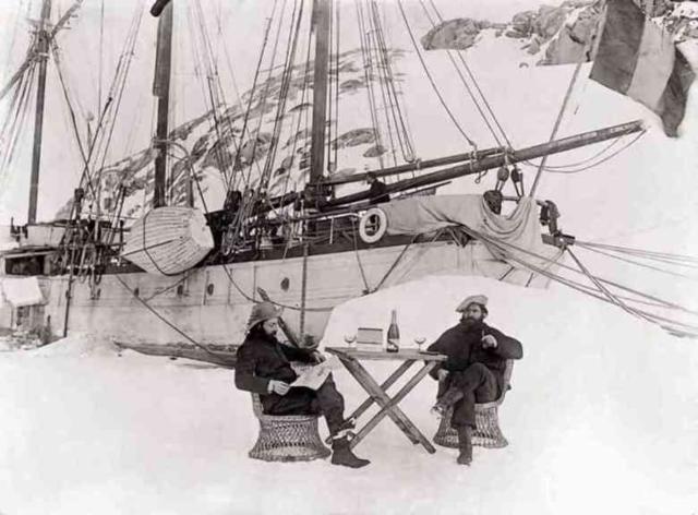 Spedizioni polari