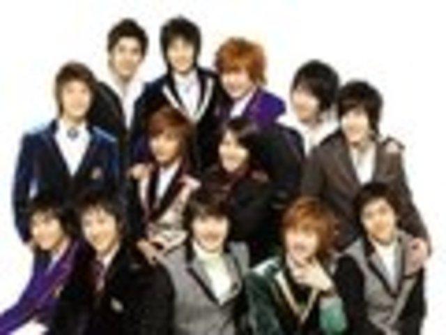 Super Junior South Korean