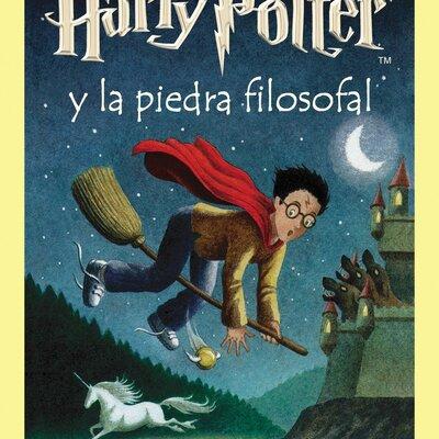 libro de Harry Potter timeline