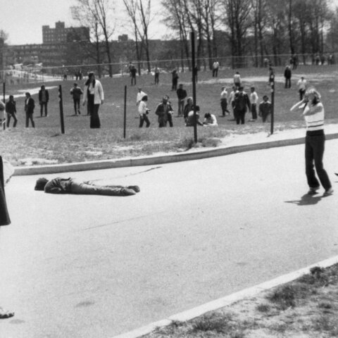 The Kent State Protests
