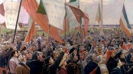 Les revendications et les luttes nationales 1791-1840 timeline