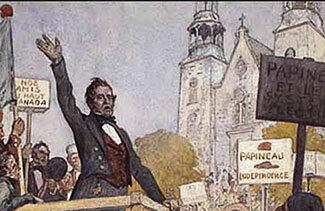 Les premières élections dans le Bas-Canada