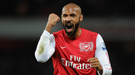 Thierry Henry timeline