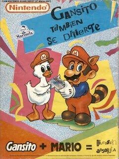 La colaboracion con Mario y otro rediseño