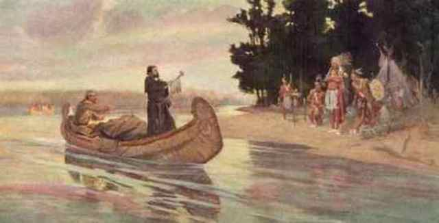 Evangelization of the Amerindians