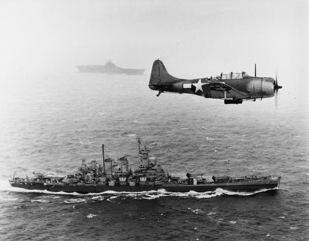 Controffensiva americana nel Pacifico