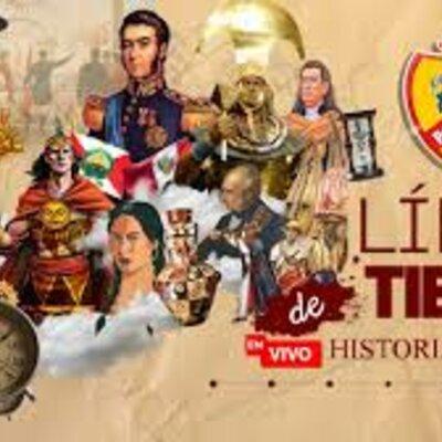 Línea del tiempo sobre los hechos históricos peruanos del siglo XIX y XX timeline
