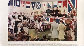 Treaty of Waitangi timeline
