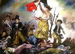 Inicios del siglo XIX. La revolución francesa.