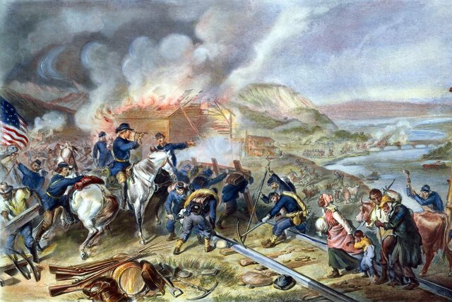Sherman's March to the Sea November – December 1864