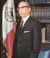 PRESIDENTE DE MÉXICO 1964-1970