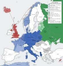 Alemania invade francia y noruega